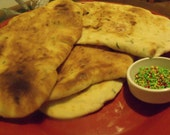Special Order for Kevin: Breads Sampler a Cambo Naan