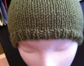 Hand Knitted Unisex Beanie
