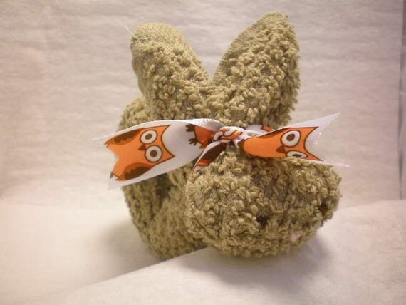 Boo Boo Bunny - Forest Friend - Small Gift