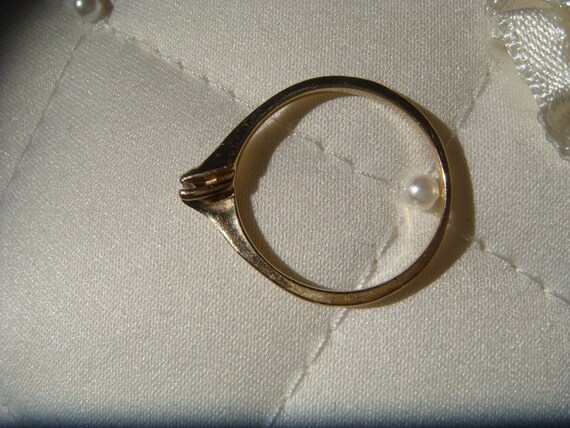 Vintage Promise Ring