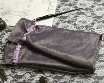 Countess' Cuffs - Lavender Purple - Victorian Steampunk