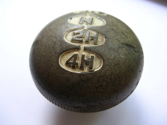 Vintage Ford Shifter Knob Highboy Truck By