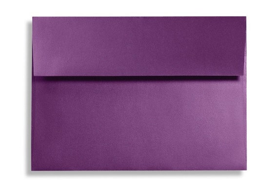 A9 Invitation Envelopes 5 3 4 X 8 3 4 Fashion