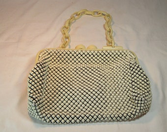 Day Flapper Hand bag that a party girl carried day to night 1930's