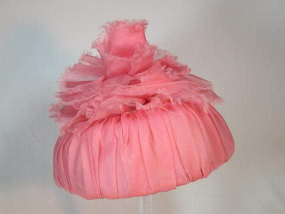 Pretty Pink Hatlette