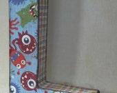 Custom Paper Mache Letter