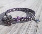 Help End Domestic Violence Fundraiser Bracelet