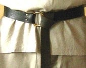 Medieval Celtic Viking Peasant Ring Belt