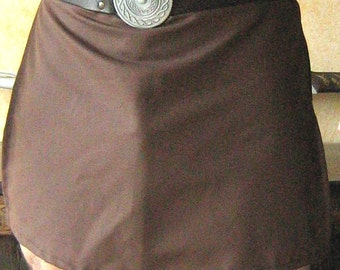 Medieval Celtic SCA Viking Slave Skirt