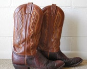 50% off-Vintage Tony Lama Cowboy/Cowgirl Boots
