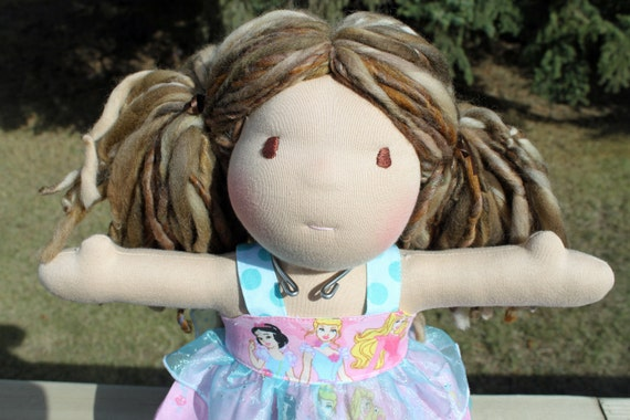 """Reserved for Angel I, final payment for  12"""" Custom Doll"""