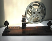 Vintage Movie Film Editor Splicer Keystone