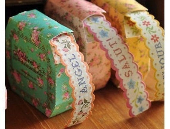 1 Pcs Rural wind only beautiful multi-function adornment vintage Masking Tape Washi tape