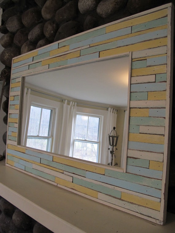 Custom Order for Lynda   custom cottage mirror