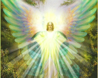 Archangel Raphael Healing Oracle Reading - PDF Document