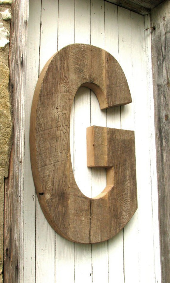 distressed wood letters unavailable listing on etsy 21380 | il 570xN.335934875