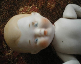 "5-1/2""  Tall Bisque BSCO  Baby Doll"
