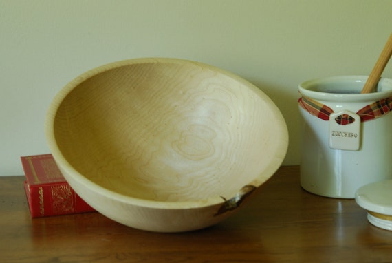 Maple Salad Bowl