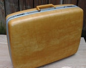 VINTAGE Suitcase Hardshell Samsonite Royal Traveller Medalist Denver Luggage