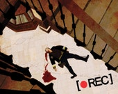 Rec A4 Poster Print