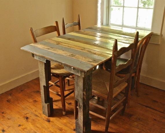 Dining Table (Savannah Style)