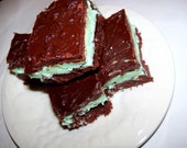 Southern Mint Brownies