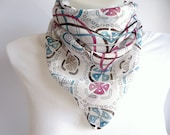 2012 Trends Scarves for Women, Triangle