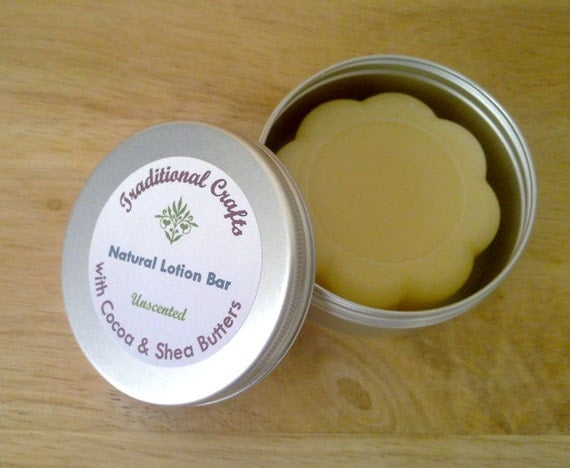 Lotion Bar by traditionalcraftsUK on Etsy