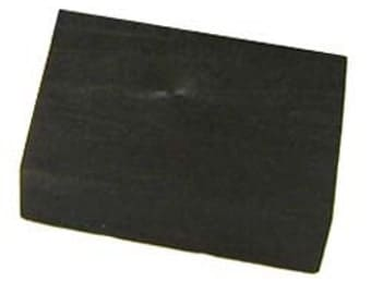 Charcoal Soldering Block 3-1/4 x 2-1/4 inch High Temp