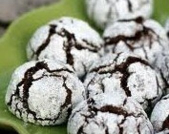 Bianco e Nero Italian Chocolate Cookie, Chocolate Cokies, Wedding favors, Holiday Cookies, Cookie gifts