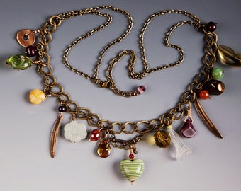 Natures Treasures Necklace