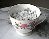 Wedding Confetti- French manuscript confetti- 1200 pieces, amazing unique wedding detail, table decor, flower girl toss
