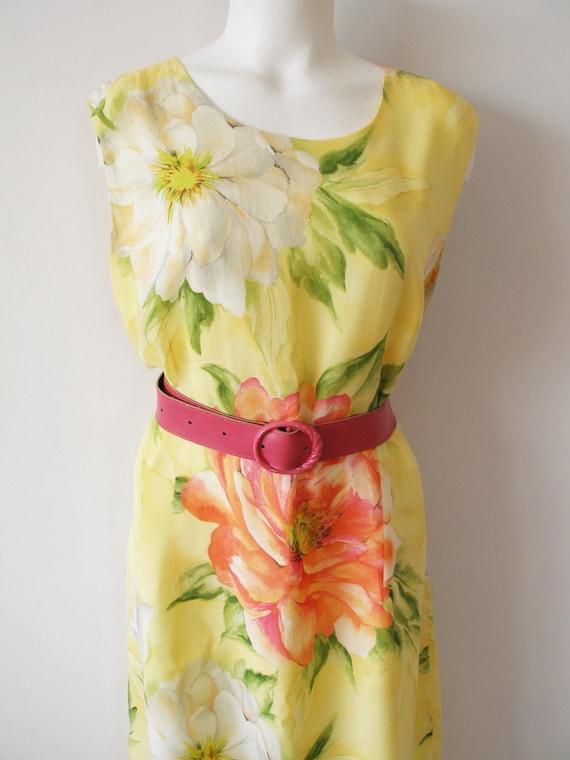 VTG Summer DRESS, size L-XL