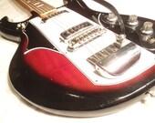 Apollo Vintage Electric Guitar (1970s)