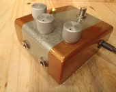 EH Big Muff Pi Distortion Violet Ram-MadeToOrder- Classic Guitar / Keyboard / Instrument Effects FX Pedal Stomp Box - Hand Built Replica