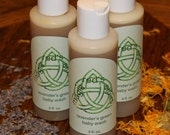 Lavender's Green Baby Wash 1 oz. Perfect Trial Size - Organic and All-Natural Ingredients - Chemical-Free
