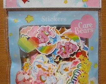 Care Bears STICKER FLAKES 100 Pcs II