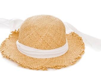 Straw Summer Hat, Tom Hat