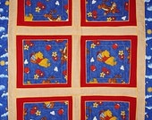 Quilts - Pooh Bear and Tigger