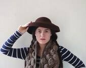 Infinity Cowl, Cowl Scarf, Cowl, Neckwarmer -  Hello Sailor in Taupe