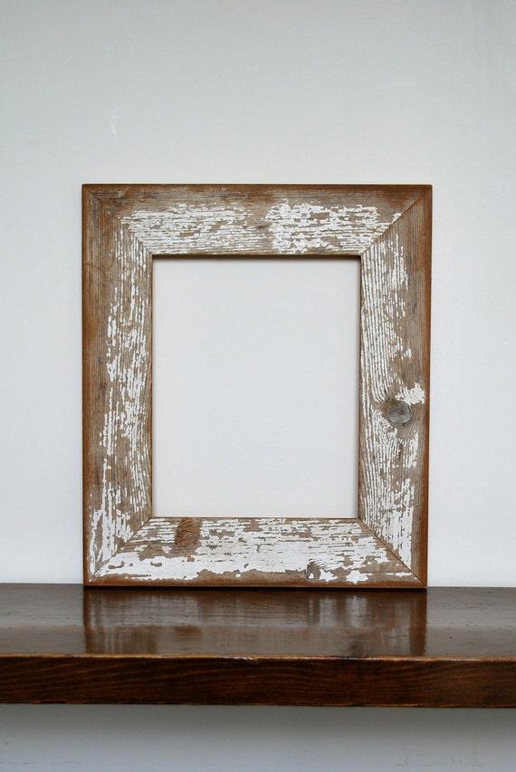 8x10 Reclaimed Wood Frame