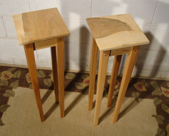 Display / Plant Stand tables