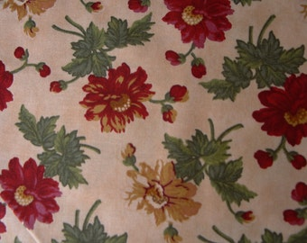 Vintage Holiday Quilt Fabric by April Cornell for Moda