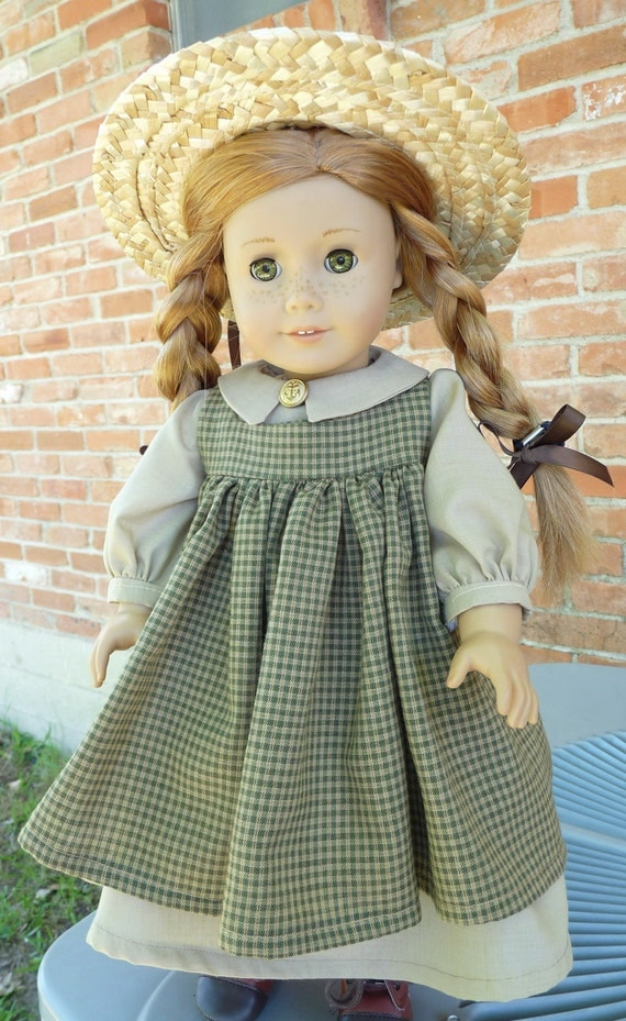 18 Doll Clothes Historical Anne Of Green Gables By