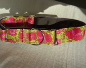 "The Rose 1.5"" Martingale Collar"
