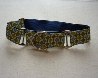 "The Sal 1.5"" Martingale Collar"