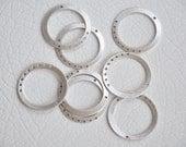 earrings ring 8pcs jwlry making materials. REF-435