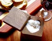 Sweetheart Ring Boxes - Engagement Ring Box - Treasure Box