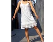 cotton maxi dress lace dress patchwork  dress vest dress white dress black dress