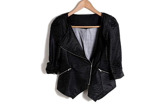 Serpentinite Motorcycle Jacket